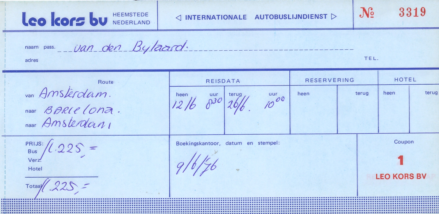 ticket-a-dam-barcelona-binnenkant-jaren-70